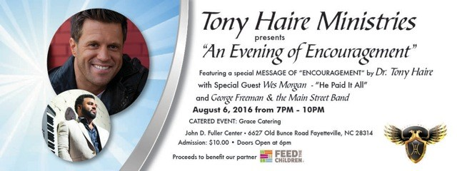 An Evening of Encouragement 2016